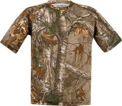 Magellan Outdoors Men's Eagle Pass Mesh Short Sleeve T-shirt