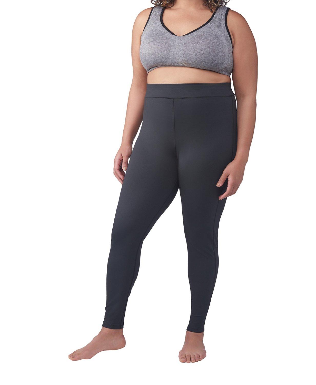 BCG Women's Basic Plus Size Training Legging - view number 7