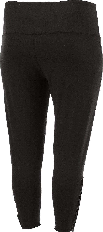 BCG Women's Tummy Control Lattice Plus Size 7/8 Legging - view number 2