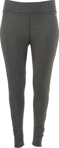 Women's Textured Plus Size Legging