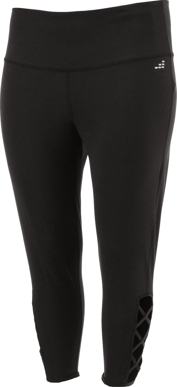 BCG Women's Tummy Control Lattice Plus Size 7/8 Legging - view number 1