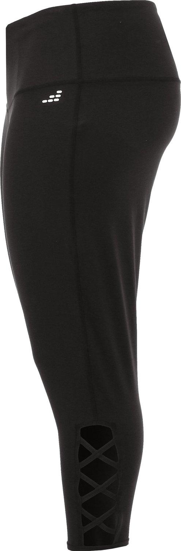 BCG Women's Tummy Control Lattice Plus Size 7/8 Legging - view number 8