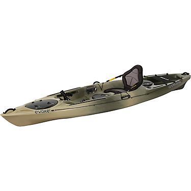 Evoke Navigator 120 12 Ft Sit On Top Fishing Kayak
