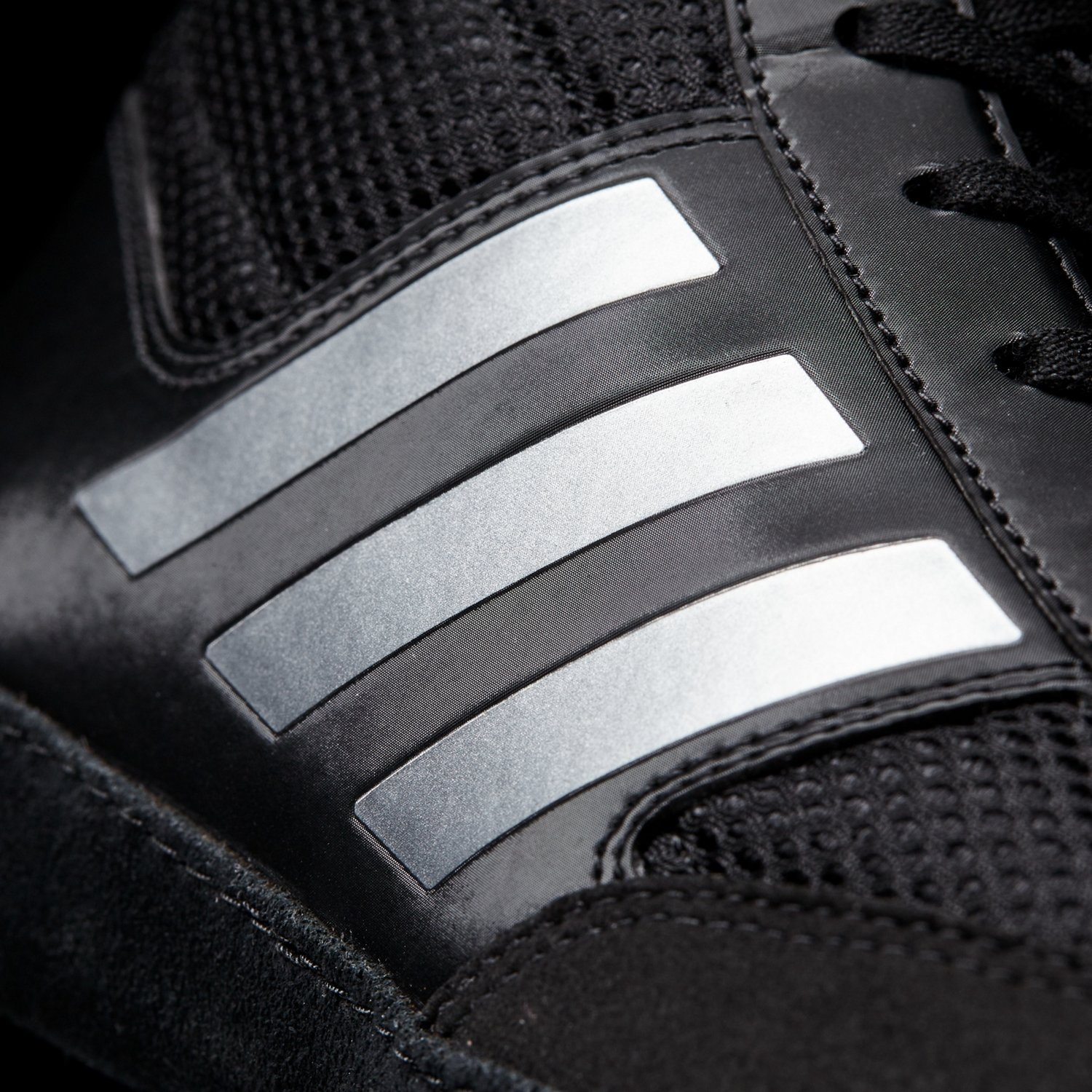 adidas Men's Combat Speed 5 Wrestling Shoes - view number 4