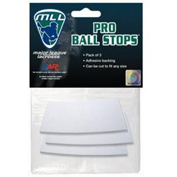 Pro Lacrosse Ball Stops 3-Pack