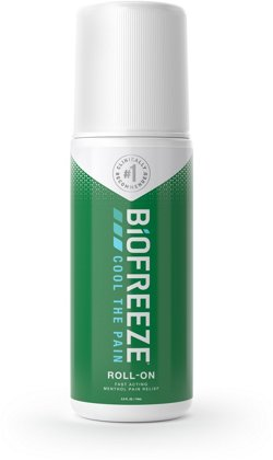 Biofreeze Topical Roll-On Pain Reliever