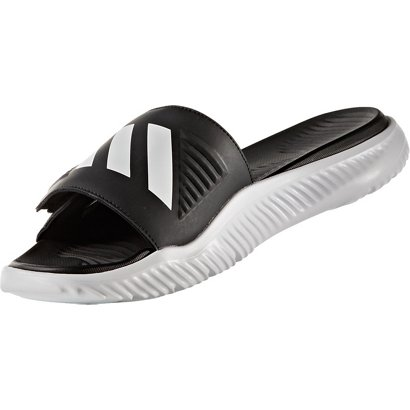 f77cd448e2846 adidas Men s Alphabounce Slides
