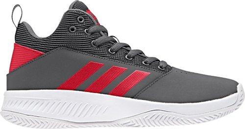 Adidas Boys Cloudfoam Ilation Metà Scarpe Da Basket.