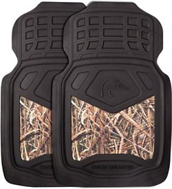 Ducks Unlimited 2-Piece Car Floor Mat Set