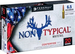 Federal Premium 6.5mm Creedmoor 140-Grain Nontypical Rifle Ammunition