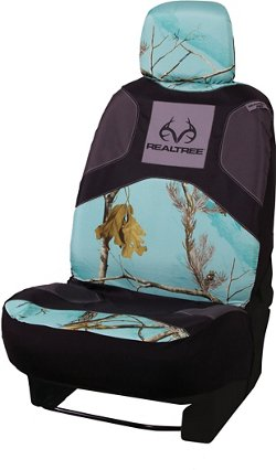 Realtree Low-Back Car Seat Cover
