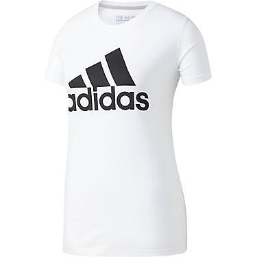 adidas Women's Badge of Sport Logo T shirt
