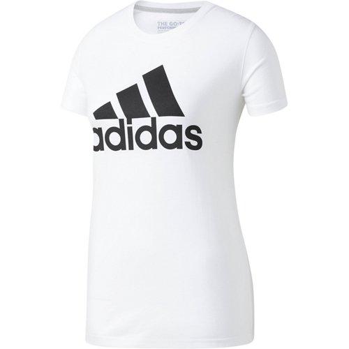 adidas Women's Badge of Sport Logo T-shirt