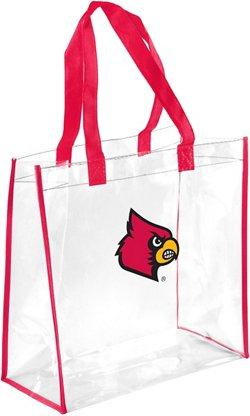 University of Louisville Clear Reusable Bag