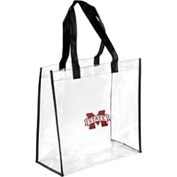 Mississippi State University Clear Reusable Bag