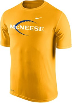 Nike Men's McNeese State University Dri-FIT Legend 2.0 Icon T-shirt