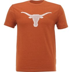 Men's University of Texas Worn Silhouette T-shirt