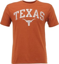 We Are Texas Men's University of Texas Worn Texas Arch T-shirt