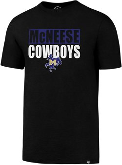 '47 McNeese State University Stacked Splitter T-shirt