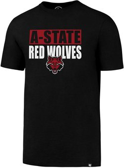 '47 Arkansas State University Stacked Splitter T-shirt