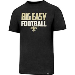 New Orleans Saints Big Easy Football Club T-shirt