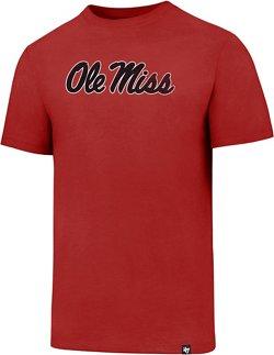 '47 University of Mississippi Wordmark Club T-shirt