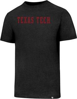 '47 Texas Tech University Wordmark Club T-shirt