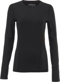 Magellan Outdoors Women's 2.0 Baselayer Long Sleeve Shirt with Scent Control