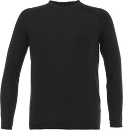 Magellan Outdoors Men's 3.0 Baselayer Long Sleeve Shirt with Scent Control
