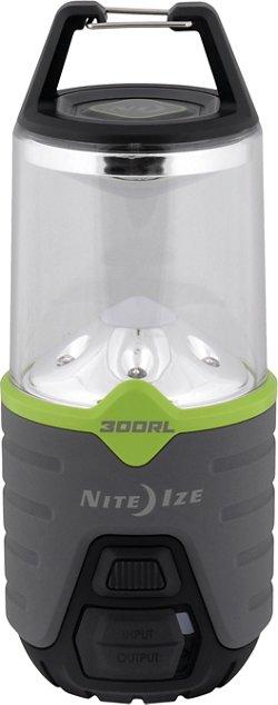 Nite Ize Radiant 300 Rechargeable LED Lantern