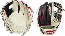 Wilson A2000 11.5 in SuperSkin Baseball Infielder Glove
