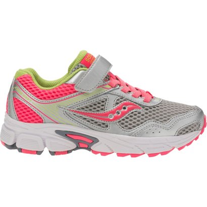 c82378ba1443 Saucony Girls  Cohesion 10 A C Running Shoes