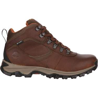 Timberland Men's Mt. Maddsen Waterproof Mid Hiking Boots