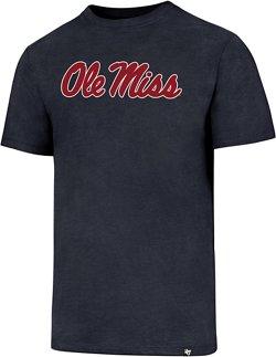 '47 University of Mississippi Primary Logo Club T-shirt