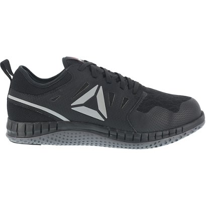 6404db9e662f ... Reebok Men s Zprint Work Slip Resistant Steel Toe ESD Athletic Work  Shoes. Men s Work Boots. Hover Click to enlarge