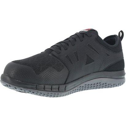 cf3687500921 Reebok Men s Zprint Work Slip Resistant Steel Toe ESD Athletic Work Shoes