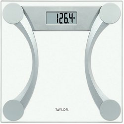 Taylor Digital Glass Scale