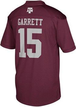 adidas Men's Texas A&M University Myles Garrett 15 NCAA Alumni NFL Player Replica Jersey