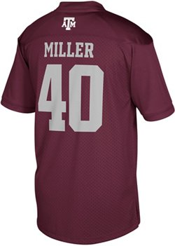 adidas Men's Texas A&M University Von Miller 40 Alumni Replica Jersey