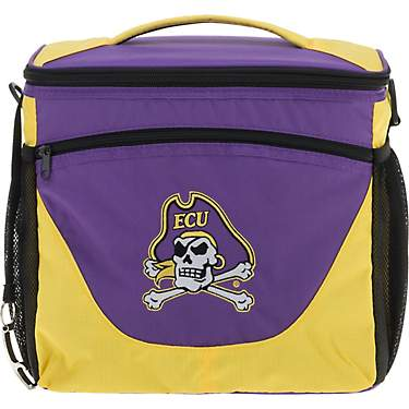 Logo East Carolina University 24-Can Cooler