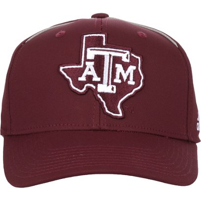 official photos 059fd f0fe7 czech adidas mens texas am university coach structured flex cap 1dba2 11654
