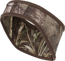 Magellan Outdoors Adults' Blue Ridge Midweight Fleece Reversible Camo Headband
