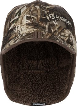 Magellan Outdoors Men's Heavyweight Waterfowl Bomber Hat