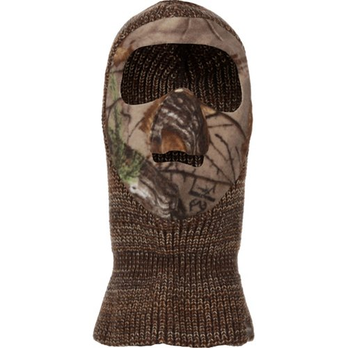Magellan Outdoors Men's Midweight Knit Facemask