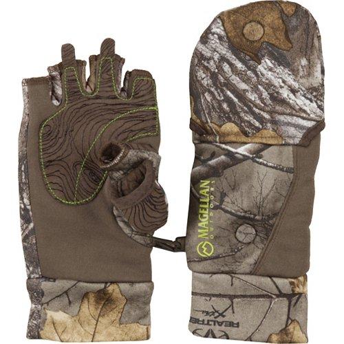 Magellan Outdoors Kids' Mesa Heavyweight Pop Top Camo Hunting Glove