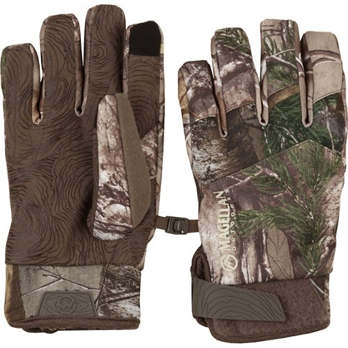 Magellan Outdoors Men's Ozark Heavyweight 2-in-1 Camo Hunting Glove