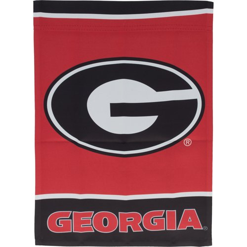 WinCraft University of Georgia 2-Sided Garden Flag