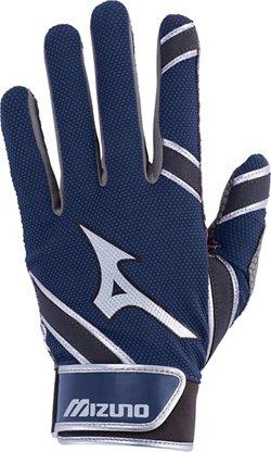 Mizuno Adults' MVP Baseball Batting Gloves