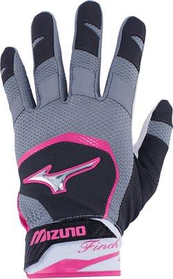 Mizuno Women's Finch Batting Gloves