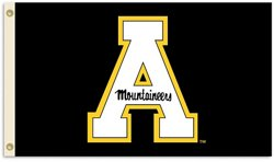 BSI Appalachian State University 3 ft x 5 ft Flag